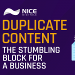 Duplicate Content-The Stumbling Block for a Business